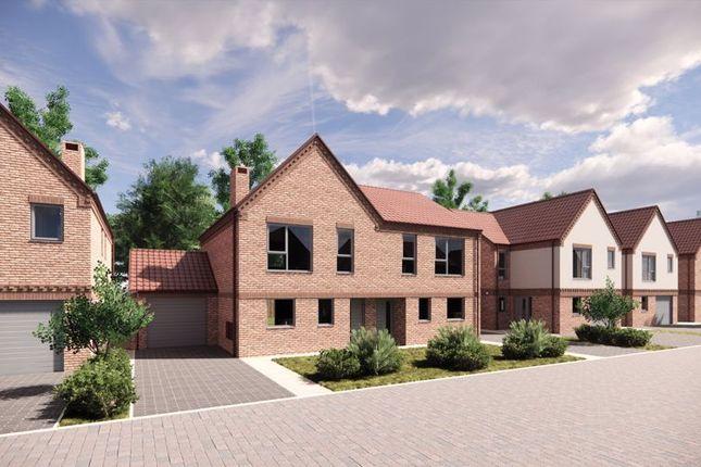 3 bed semi-detached house for sale in Plot 6, Knights Gate, Sutton Cum Lound, Retford DN22