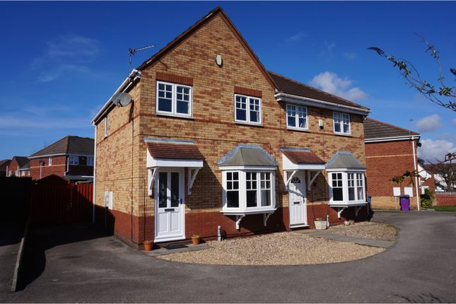 Thumbnail Semi-detached house for sale in Taurus Road, Liverpool