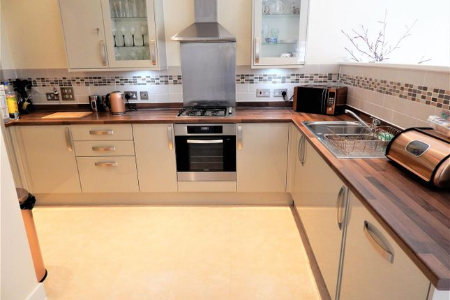 Kitchen of Admiral Place, Carpeux Close, Chatham ME4