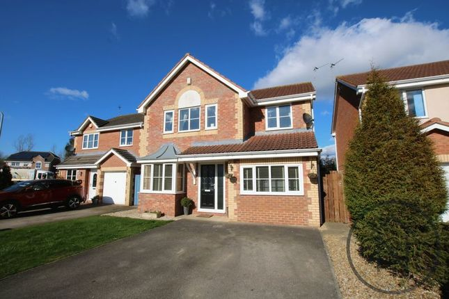 Thumbnail Detached house for sale in Cheltenham Way, Woodham, Newton Aycliffe