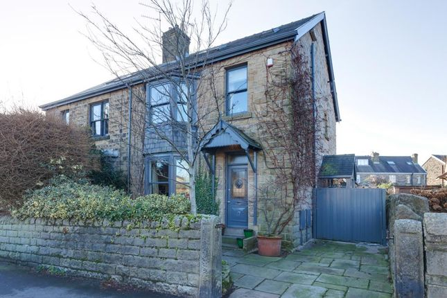 Thumbnail Semi-detached house for sale in Causeway Head Road, Dore, Sheffield