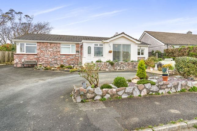 Thumbnail Detached bungalow for sale in Briars Ryn, Pillaton, Saltash