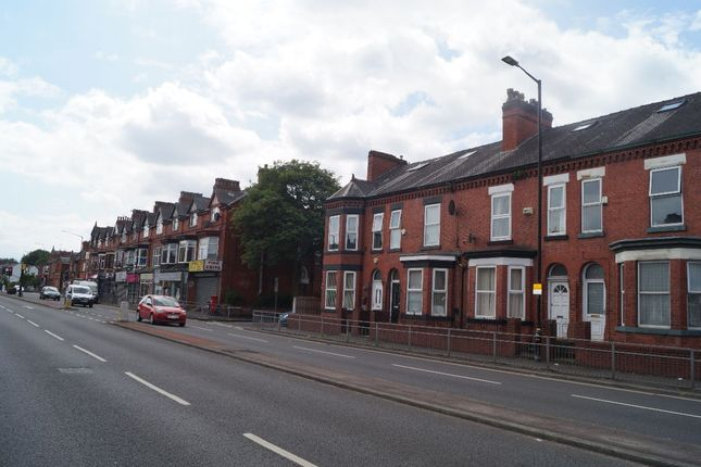 Thumbnail Terraced house to rent in Barton Road, Stretford