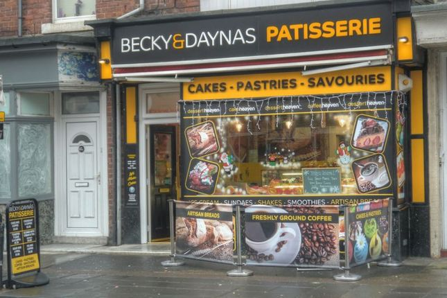 Restaurant/cafe for sale in Becky & Daynas Patisserie, 69 Victoria Terrace, Whitley Bay