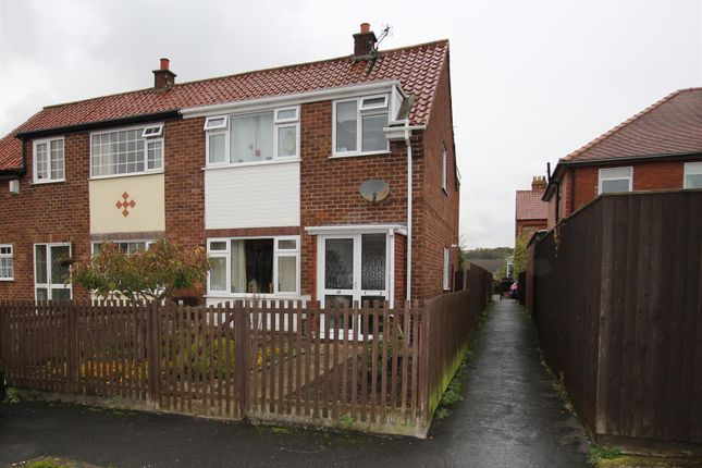 Thumbnail 3 bed property to rent in 22 St. Peters Crescent, Norton, Malton