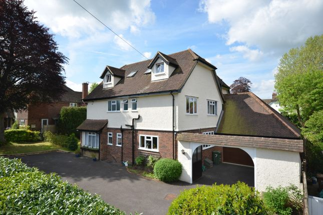 Thumbnail Detached house for sale in Pit Farm Road, Guildford