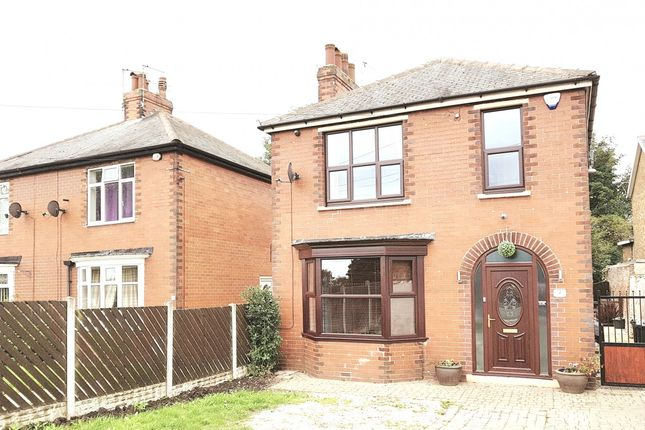 Thumbnail Detached house for sale in Southfield Road, Doncaster, South Yorkshire