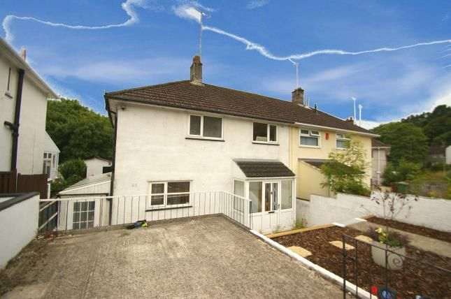 Thumbnail Semi-detached house for sale in Efford, Plymouth, Devon