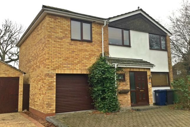 4 bed detached house to rent in Goding Way, Milton, Cambridge
