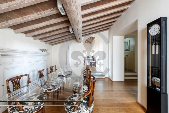 Diningroom of Via Montalbano, Florence City, Florence, Tuscany, Italy