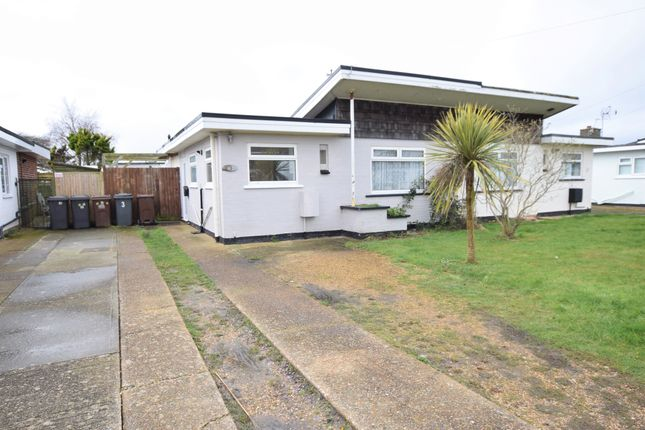 Front Elevation of Sunset Close, Pevensey Bay BN24