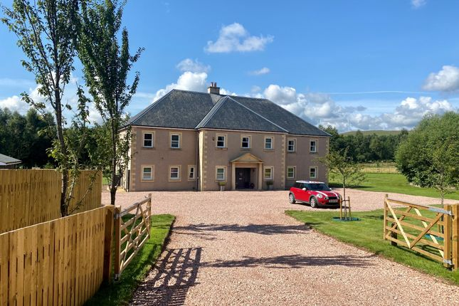 Thumbnail Detached house for sale in Hardens Road, Duns