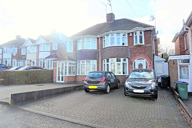 Thumbnail Semi-detached house for sale in Park Avenue, Oldbury