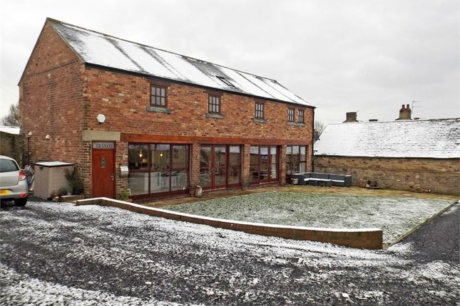 Thumbnail Barn conversion for sale in Hunwick Hall Farm, Hunwick, Crook, Durham