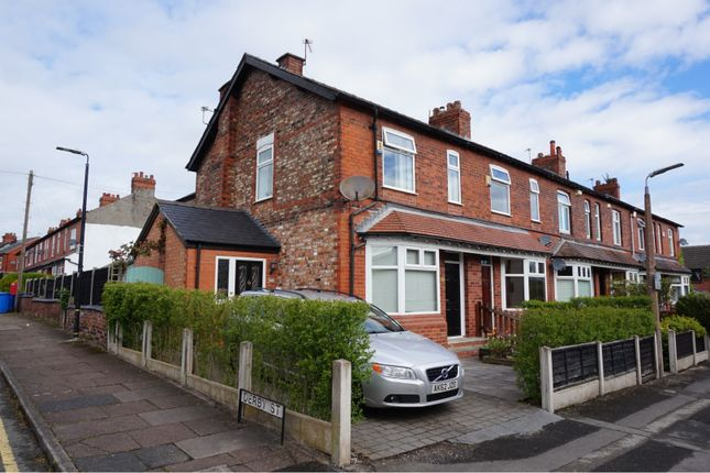 Thumbnail End terrace house to rent in Grosvenor Road, Altrincham