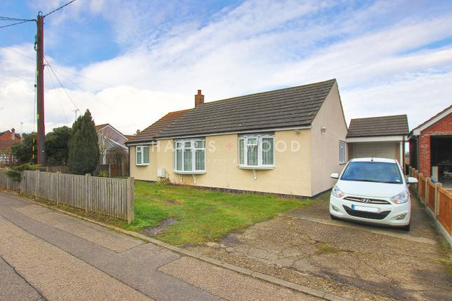 Thumbnail Bungalow for sale in Green Lane, Colchester