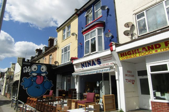 Thumbnail Flat for sale in Highland Road, Southsea, Hampshire