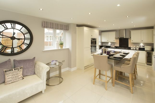 """Thumbnail Detached house for sale in """"Stratford"""" at Warkton Lane, Barton Seagrave, Kettering"""