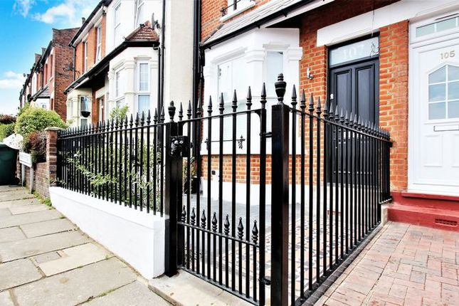 Thumbnail Terraced house to rent in Pembroke Road, London