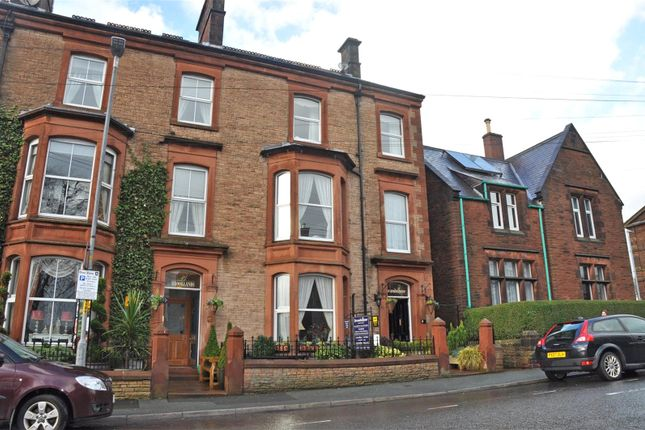 Thumbnail End terrace house for sale in Brandelhow Guest House, 1 Portland Place, Penrith, Cumbria