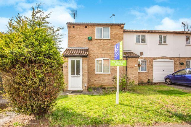 2 bed end terrace house to rent in Bembridge Drive, Alvaston, Derby DE24