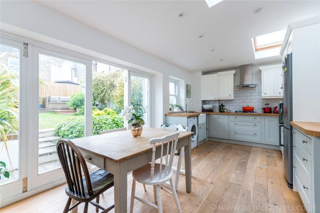 Thumbnail Flat for sale in Crystal Palace Road, East Dulwich, London
