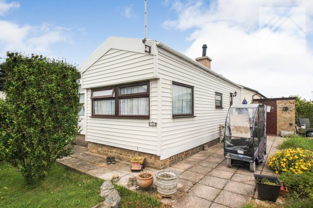 Thumbnail Bungalow for sale in Kings Park, Creek Road, Canvey Island