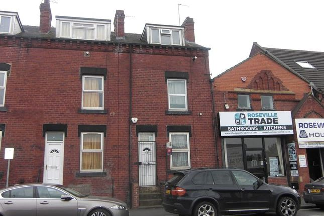 Thumbnail Terraced house to rent in Roseville Road, Leeds