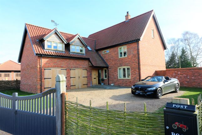 Thumbnail Detached house for sale in George Crescent, East Harling