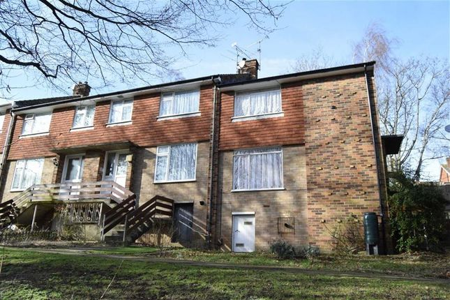 Thumbnail End terrace house to rent in Sutherland Gardens, Rainham, Gillingham