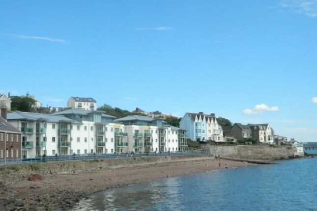 Thumbnail Flat to rent in Smoke House Quay, Milford Haven