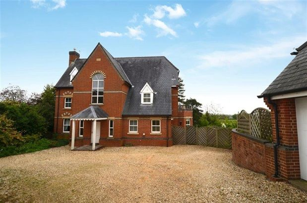 Thumbnail Detached house for sale in Brightlands, Church Road, Newnham
