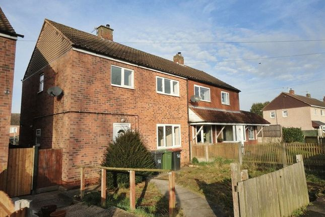 Thumbnail Semi-detached house to rent in Princes Road, Hurley, Atherstone