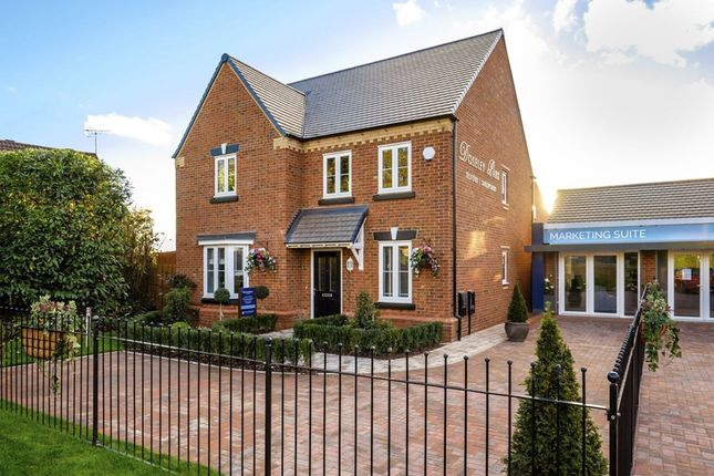 """Thumbnail Detached house for sale in """"Westbury"""" at St. Lukes Road, Doseley, Telford"""