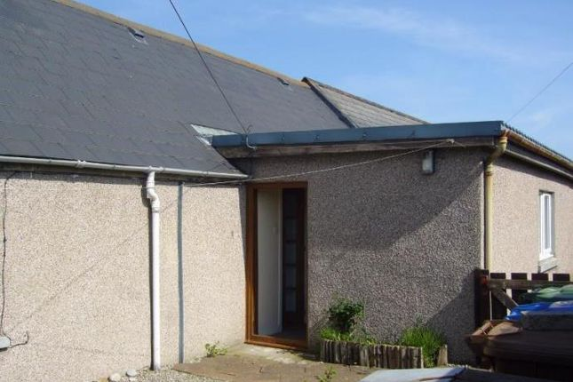Thumbnail Terraced bungalow to rent in Hugh Street, Balintore, Tain