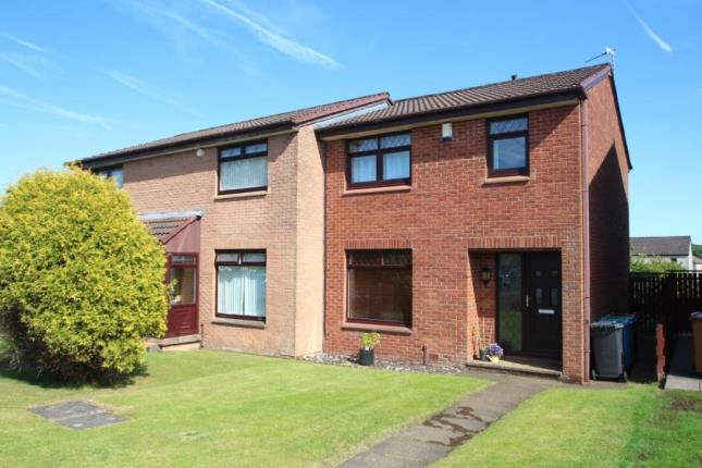 Thumbnail End terrace house for sale in Kingsford Court, Newton Mearns, East Renfrewshire