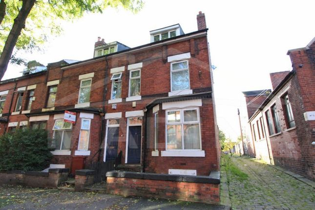 Thumbnail Terraced house for sale in Hamilton Road, Manchester