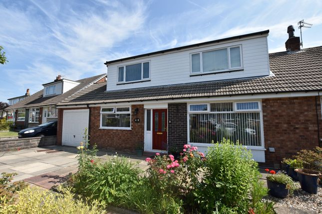 Thumbnail Bungalow for sale in Rutland Avenue, Freckleton, Preston
