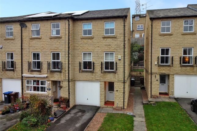 Thumbnail End terrace house for sale in Middlefield Court, East Morton, Keighley, West Yorkshire