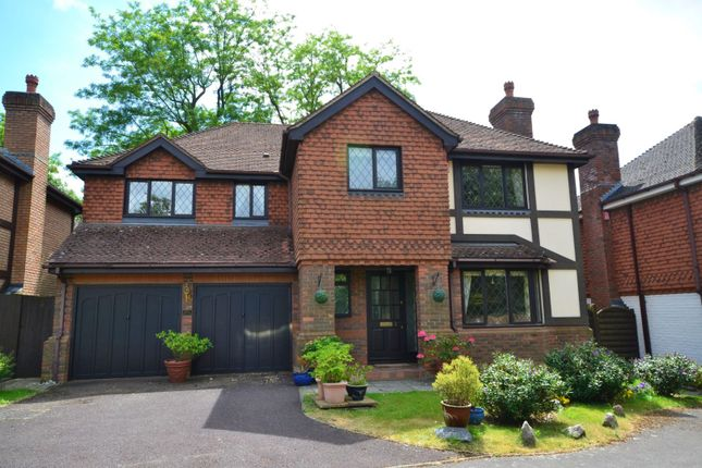 Thumbnail Detached house for sale in Ascot Mews, Wallington