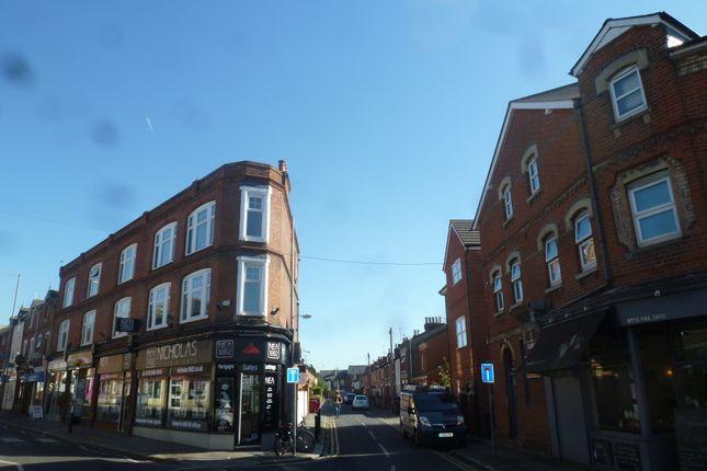 Thumbnail Flat to rent in North Street, Caversham, Reading