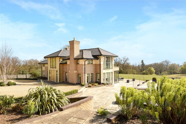Thumbnail Detached house to rent in Coopers Hill Lane, Englefield Green, Egham, Surrey