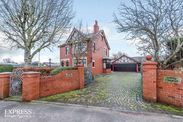 Thumbnail Detached house for sale in Sandy Lane, Blackpool, Lancashire