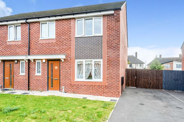 Thumbnail Semi-detached house for sale in Hammond Drive, Liverpool