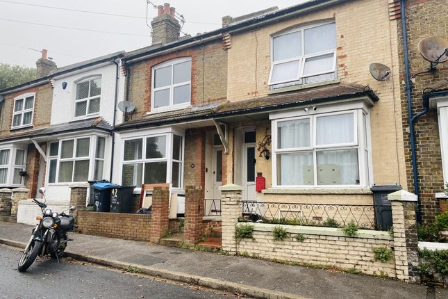 Thumbnail Terraced house to rent in St. Andrews Road, Ramsgate
