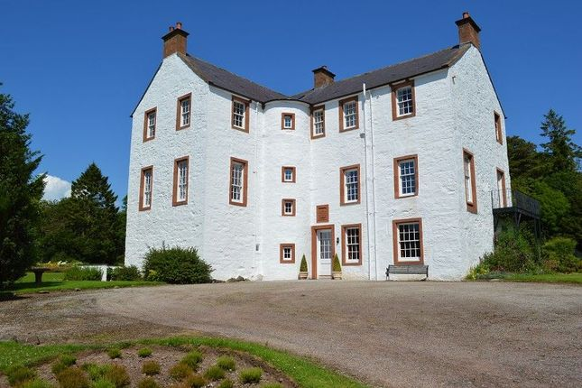 Thumbnail Detached house for sale in Rockhall, Collin, Dumfries, Dumfries And Galloway.