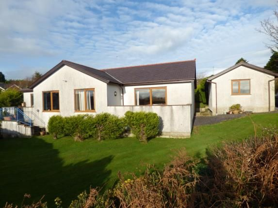 Thumbnail Bungalow for sale in Llanddona, Beaumaris, Anglesey, Sir Ynys Mon