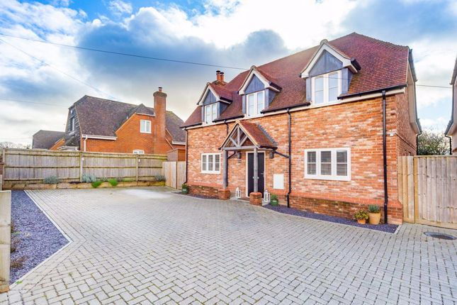 Thumbnail Detached house to rent in Andover Road, Ludgershall, Andover