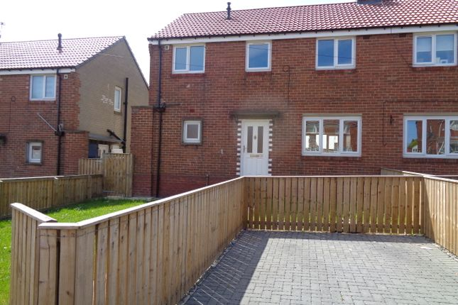 Thumbnail Semi-detached house to rent in Lowther Road, Bishop Auckland, Co Durham