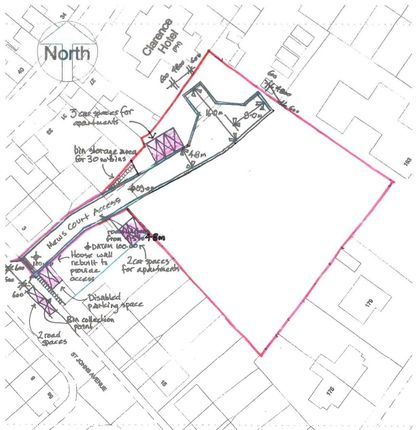 Thumbnail Land for sale in St. Johns Avenue, Newsome, Huddersfield